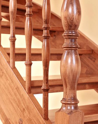 балясина на лестнице