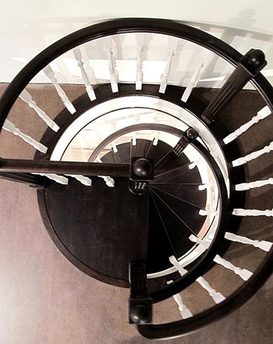 Види огорож для сходів