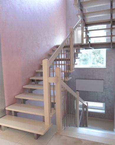 виготовлення сходів з дерева і металу