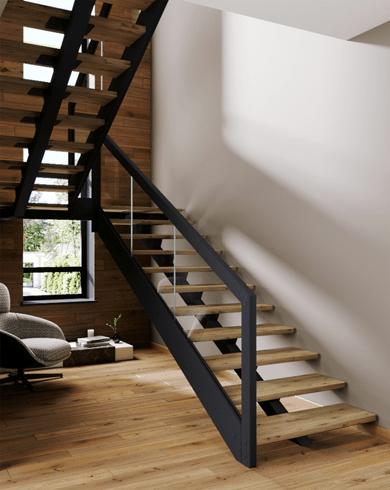 сходи п-подібні на тятиві