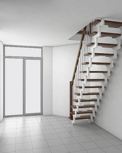 проект металевих сходів