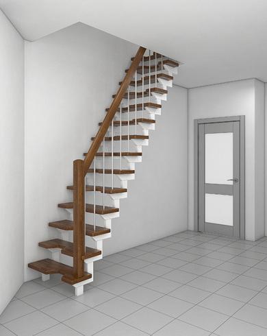 металеві сходи в будинок